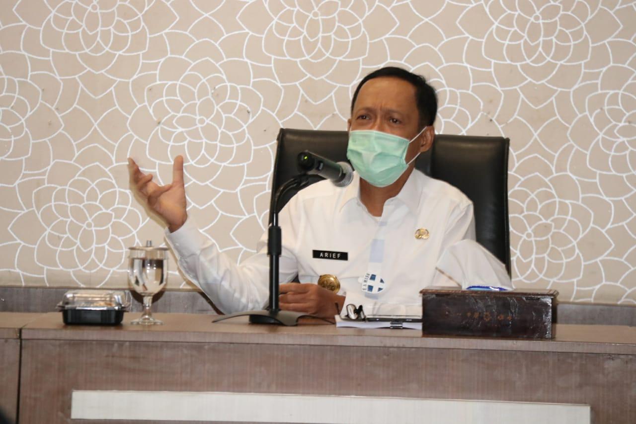 Tim Ahli GTPP Gugus Covid-19 Lahirkan Rekomendasi Pemulihan Ekonomi Medan