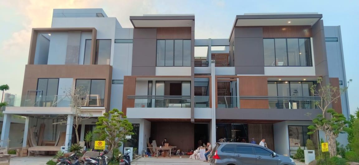 Tipe Terbaru Givency One Siap Jadi Rumah Contoh Termewah Di Medan