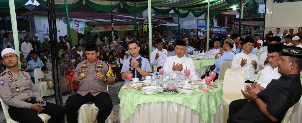 Wali Kota Safari Ramadhan Di Kecamatan Medan Area