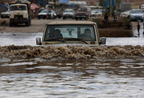 Yaman Dilanda Banjir, Setidaknya 17 Tewas